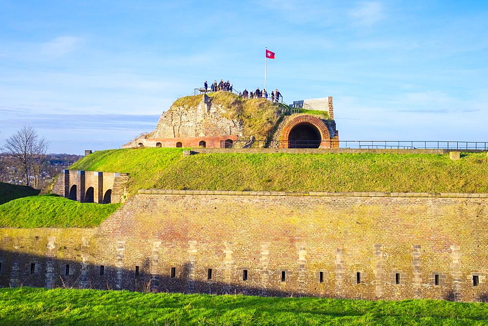 Fort Sint Pieter, Maastricht, Limburg, Netherlands, Europe