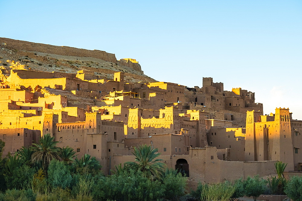 Ksar of Ait Ben Haddou (Ait Benhaddou), UNESCO World Heritage Site, Ouarzazate Province, Souss-Massa-Draa, Morocco, North Africa, Africa - 1217-515