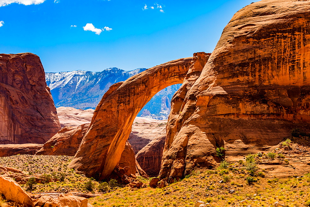 Rainbow Bridge National Monument, Utah, United States of America, North America - 1218-1072