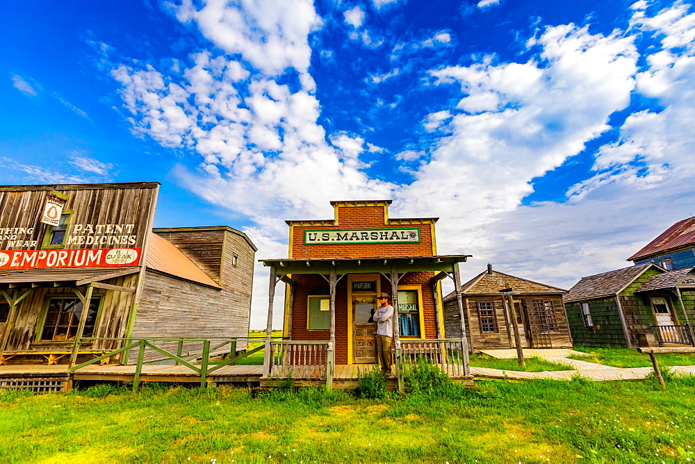 1880 Town was built to model a functioning town in the 1880's. Historic roadside attraction. - 1218-1363