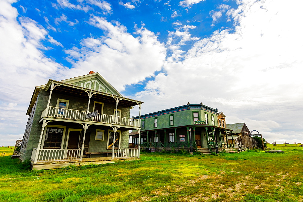 1880 Town was built to model a functioning town in the 1880's. Historic roadside attraction. - 1218-1364