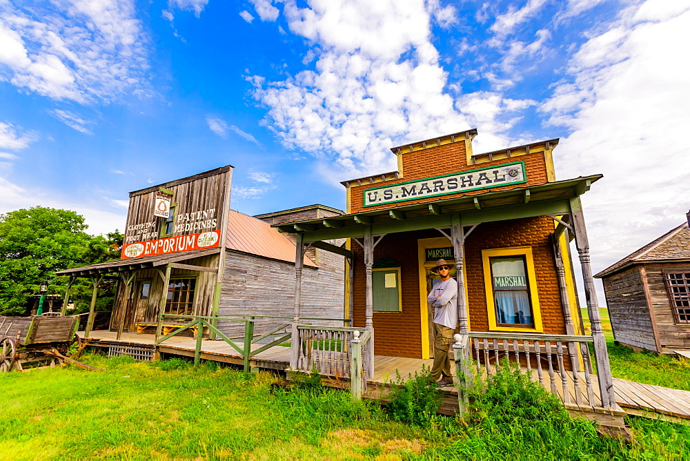 1880 Town was built to model a functioning town in the 1880's. Historic roadside attraction. - 1218-1365