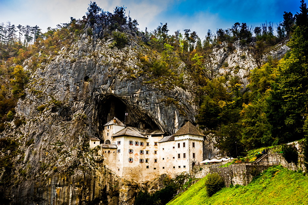 Predjama Castle, Slovenia, Europe