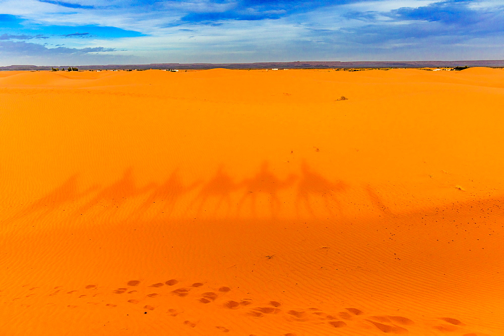 Merzouga Desert, Morocco, North Africa, Africa