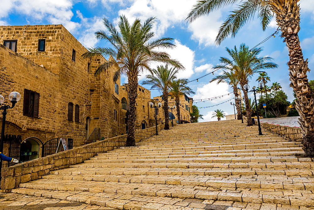 Scenic in Tel Aviv, Israel, Middle East - 1218-681