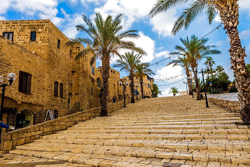 Scenic in Tel Aviv, Israel