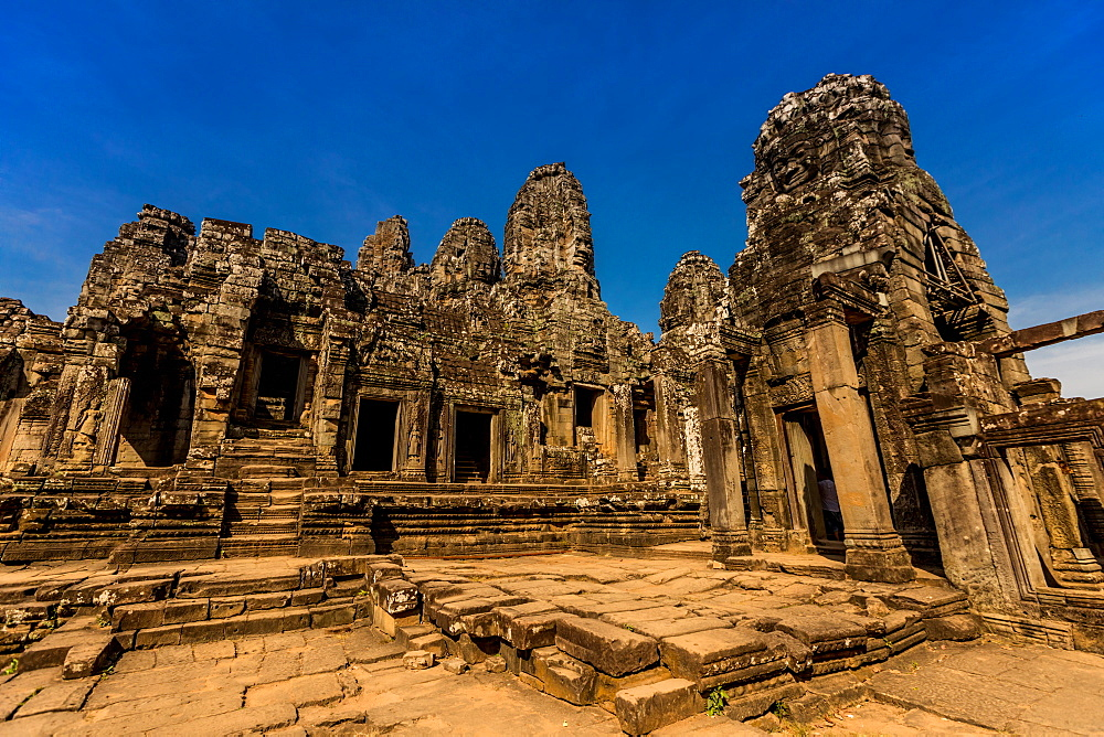Angkor Wat temples in Siem Reap, Cambodia