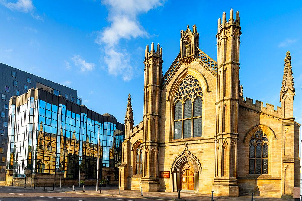 St Andrew's Cathedral, (Roman Catholic), Glasgow, Scotland, United Kingdom, Europe - 1237-393