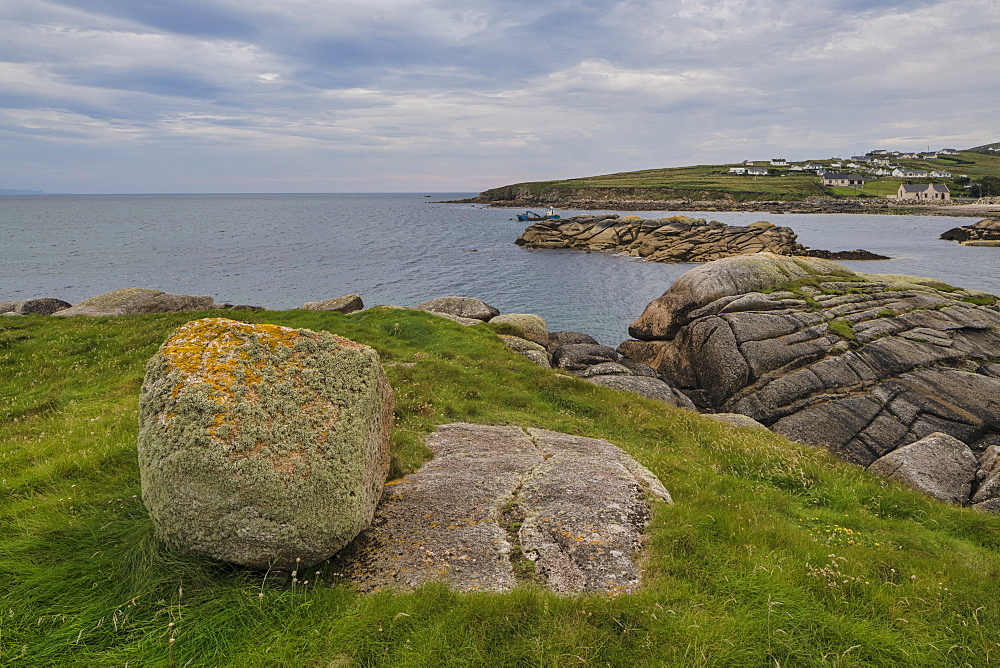 Cloghcor, Arranmore Island, County Donegal, Ulster, Republic of Ireland, Europe - 1240-233
