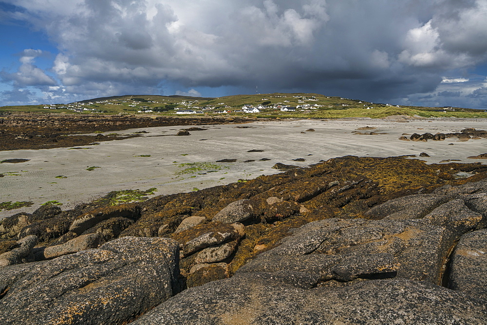 Cloghcor, Arranmore Island, County Donegal, Ulster, Republic of Ireland, Europe - 1240-238