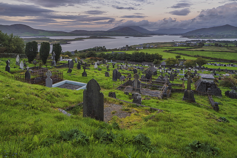 Valentia Island, County Kerry, Munster, Republic of Ireland, Europe