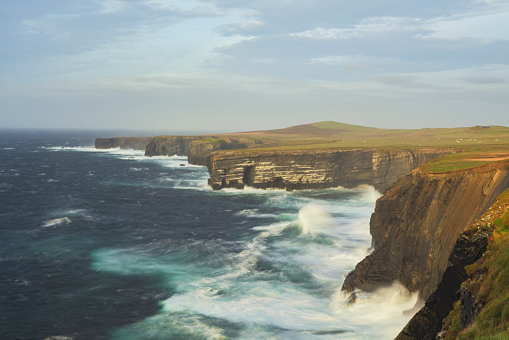 Loop Head, County Clare, Munster, Republic of Ireland, Europe - 1240-283