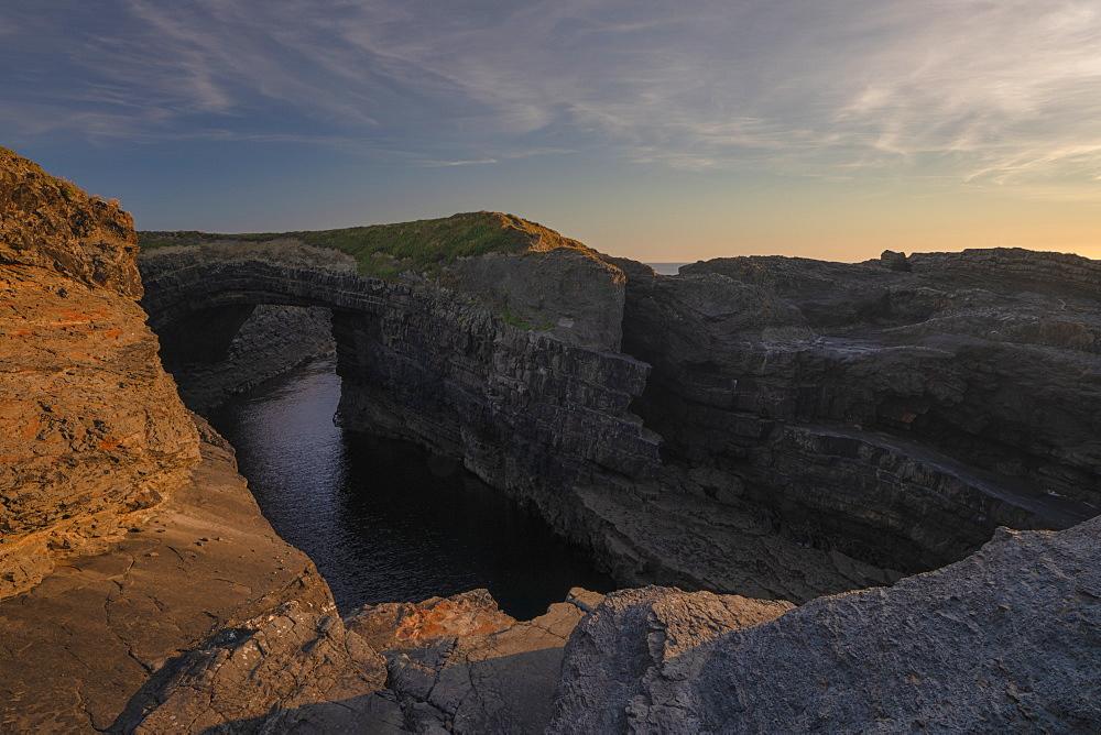 Bridge of Ross, County Clare, Munster, Republic of Ireland, Europe - 1240-286