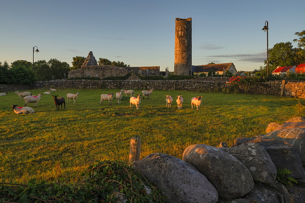 Aghagower, County Mayo, Connacht, Republic of Ireland, Europe