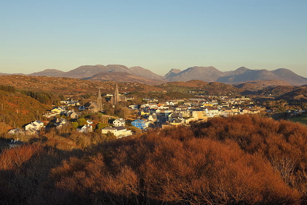 Clifden, Connemara, county Galway