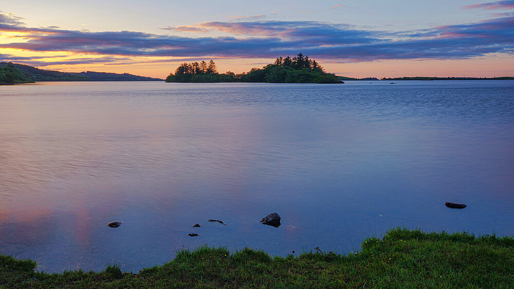 Lough Corrib, County Galway, Connacht, Republic of Ireland, Europe