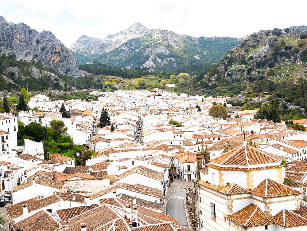 Grazalema, Andalucia, Spain, Europe - 1242-111