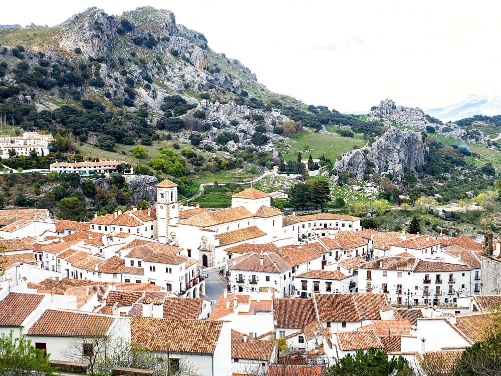 Grazalema, Andalucia, Spain, Europe - 1242-112