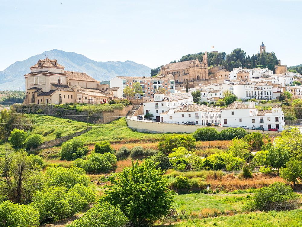 Antequera, Andalucia, Spain, Europe - 1242-122