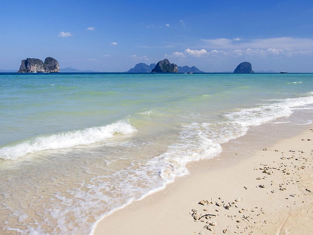 Beach, Ko Ngai, Thailand, Southeast Asia, Asia