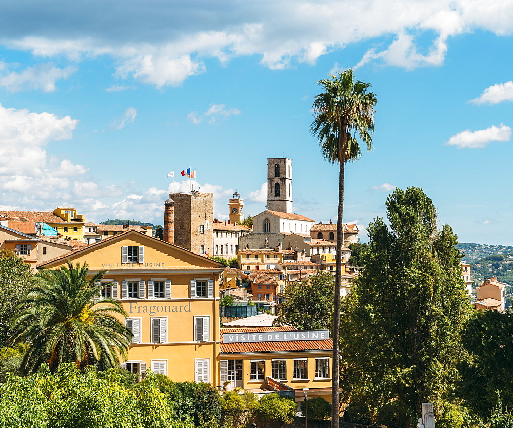 Grasse in Cote d'Azur, France is considered the World Capital of Perfume - 1243-198