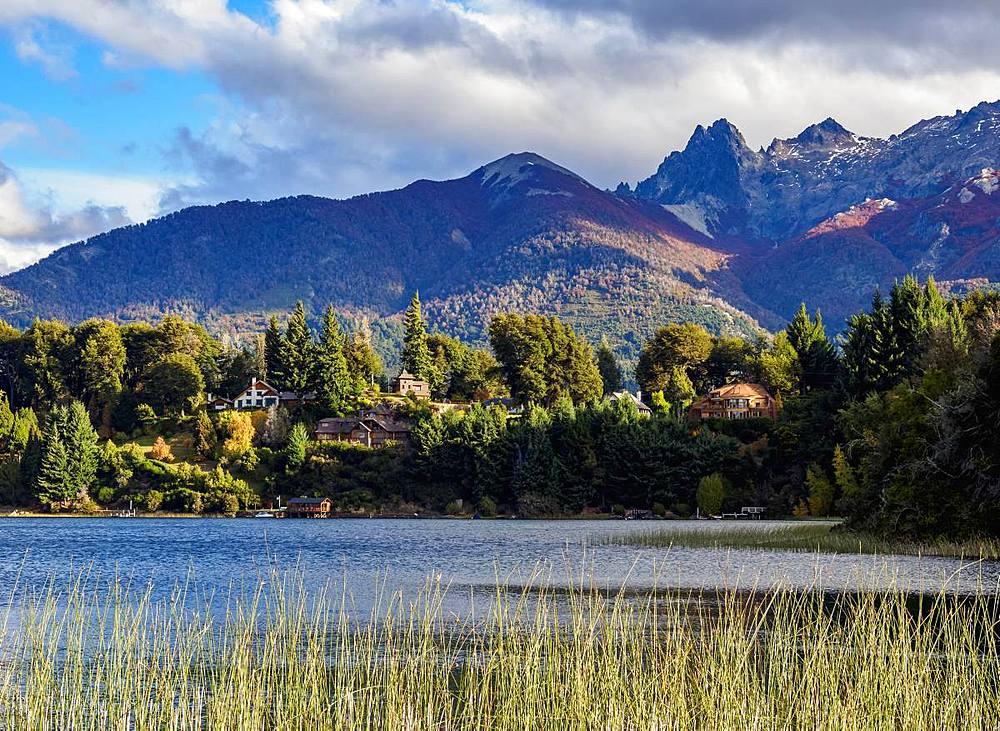 Lake Moreno, Llao Llao, Nahuel Huapi National Park, Rio Negro Province, Argentina - 1245-1101