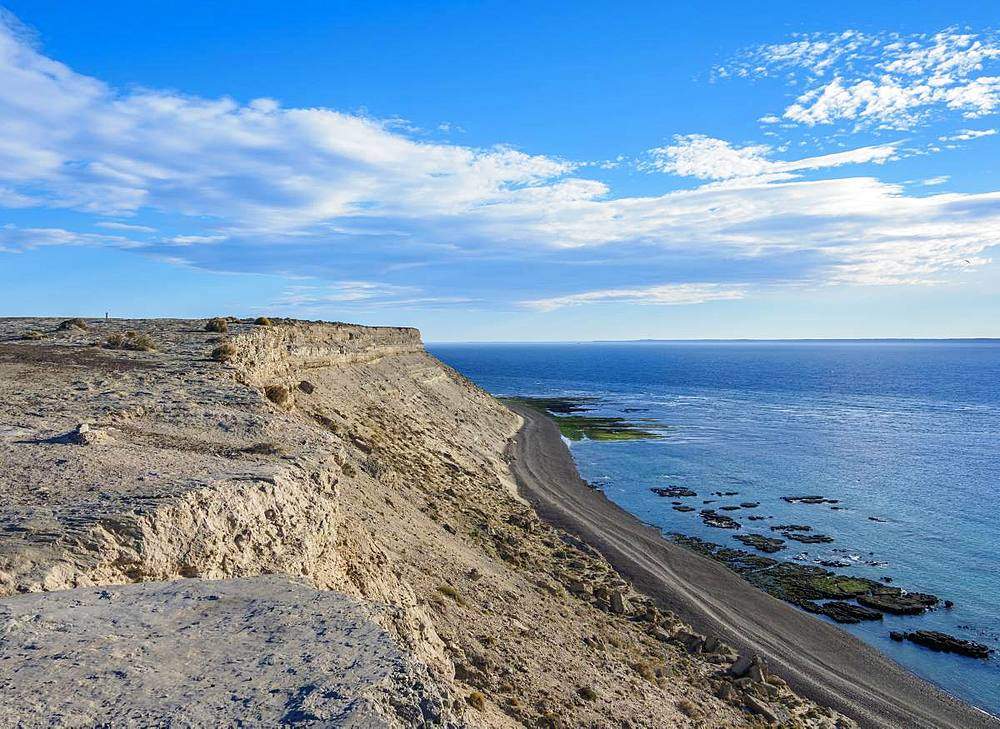 Punta Ninfas, Atlantic Coast, Chubut Province, Patagonia, Argentina, South America