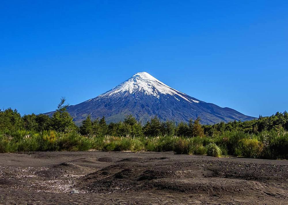 Osorno Volcano, Petrohue, Llanquihue Province, Los Lagos Region, Chile - 1245-1166