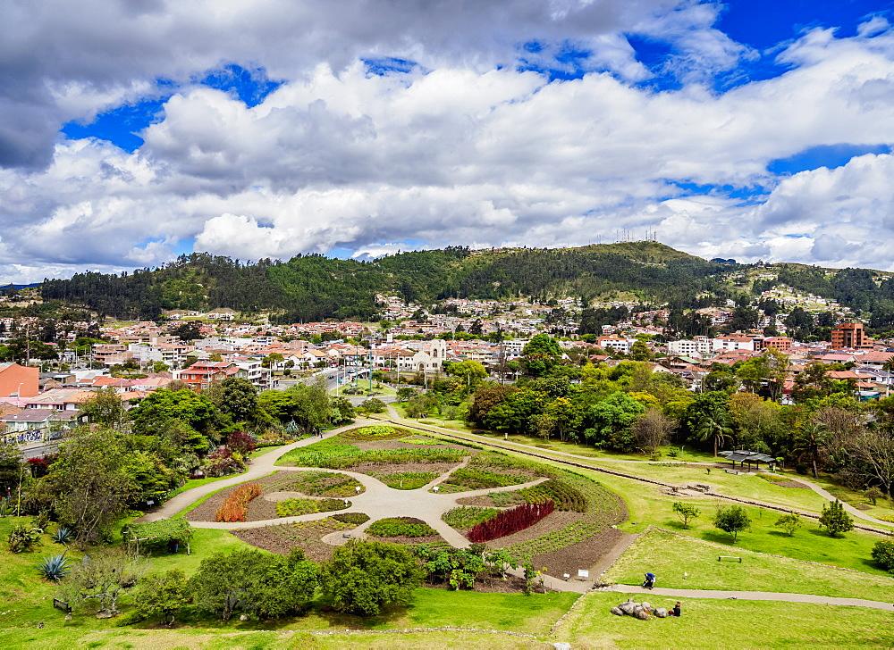 Pumapungo Park, Cuenca, Azuay Province, Ecuador - 1245-1252