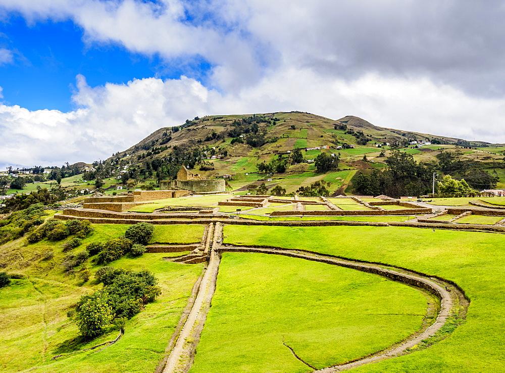 Ingapirca Ruins, Ingapirca, Canar Province, Ecuador - 1245-1259
