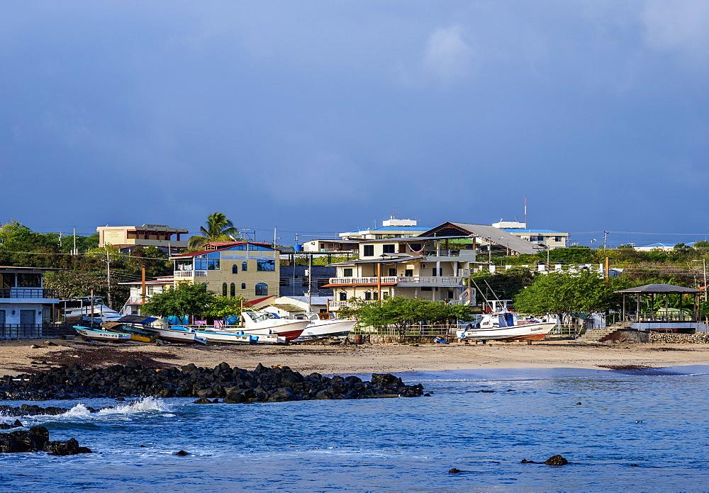Puerto Baquerizo Moreno, San Cristobal or Chatham Island, Galapagos, Ecuador - 1245-1291