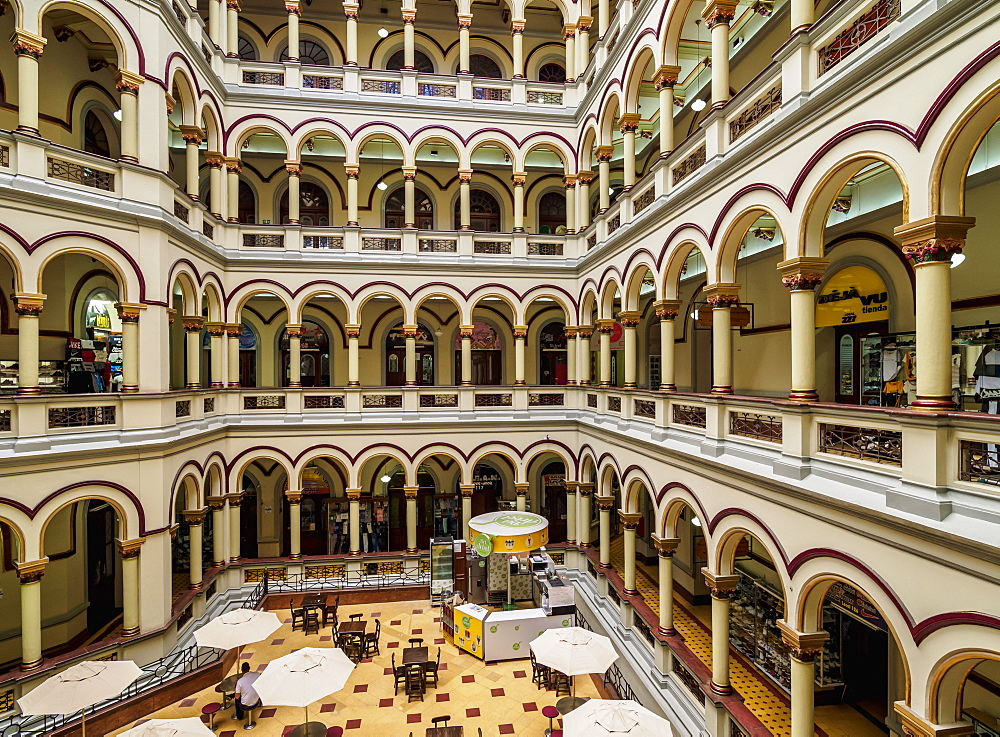 National Palace Mall, interior, Medellin, Antioquia Department, Colombia