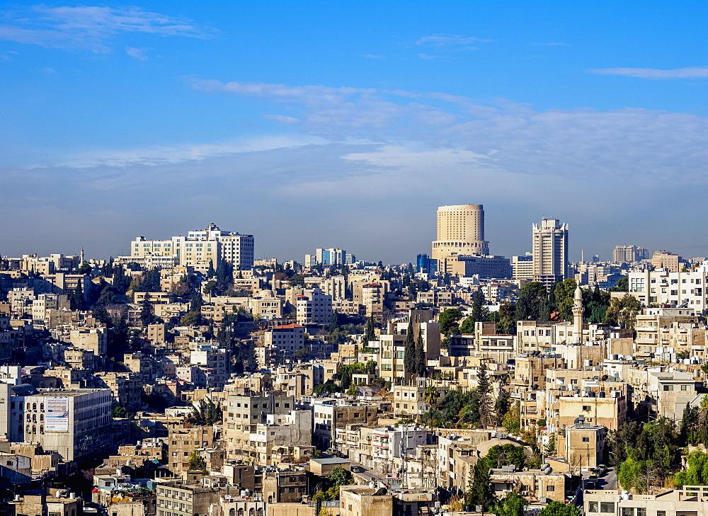 Amman Citadel, Amman Governorate, Jordan, Middle East