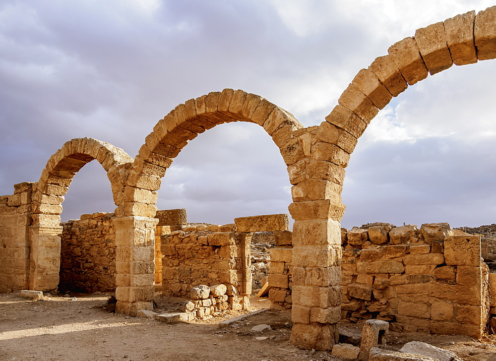Umm ar-Rasas Ruins, UNESCO World Heritage Site, Amman Governorate, Jordan, Middle East