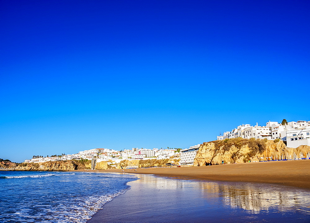 Paneco Beach, Albufeira, Algarve, Portugal, Europe