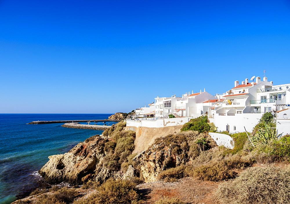 Albufeira Cityscape, Algarve, Portugal, Europe