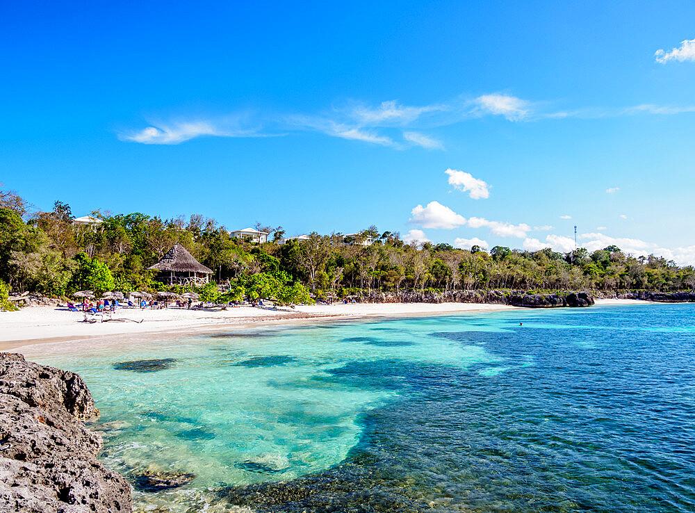 Las Caletas Beach, Holguin Province, Cuba, West Indies, Caribbean, Central America - 1245-1851