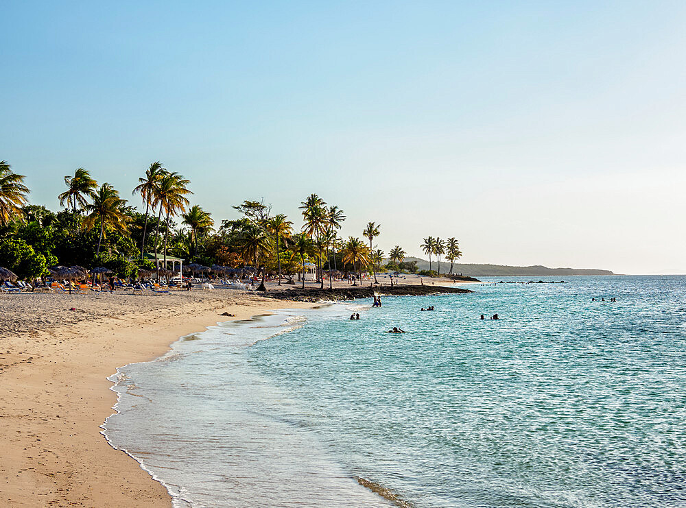 Playa Bani, Guardalavaca, Holguin Province, Cuba, West Indies, Caribbean, Central America