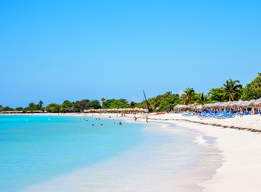 Playa Ancon, Trinidad, Sancti Spiritus Province, Cuba, West Indies, Caribbean, Central America