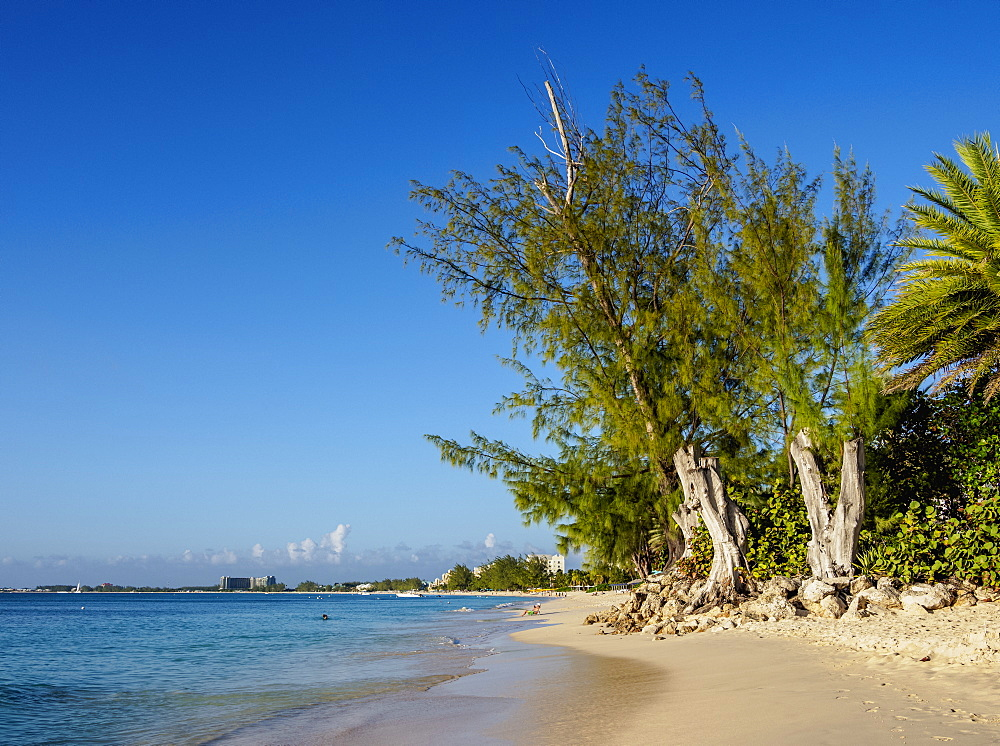 Seven Mile Beach, George Town, Grand Cayman, Cayman Islands