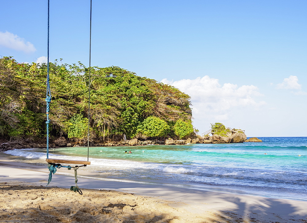 Boston Beach, Lynches Bay, Portland Parish, Jamaica, West Indies, Caribbean, Central America