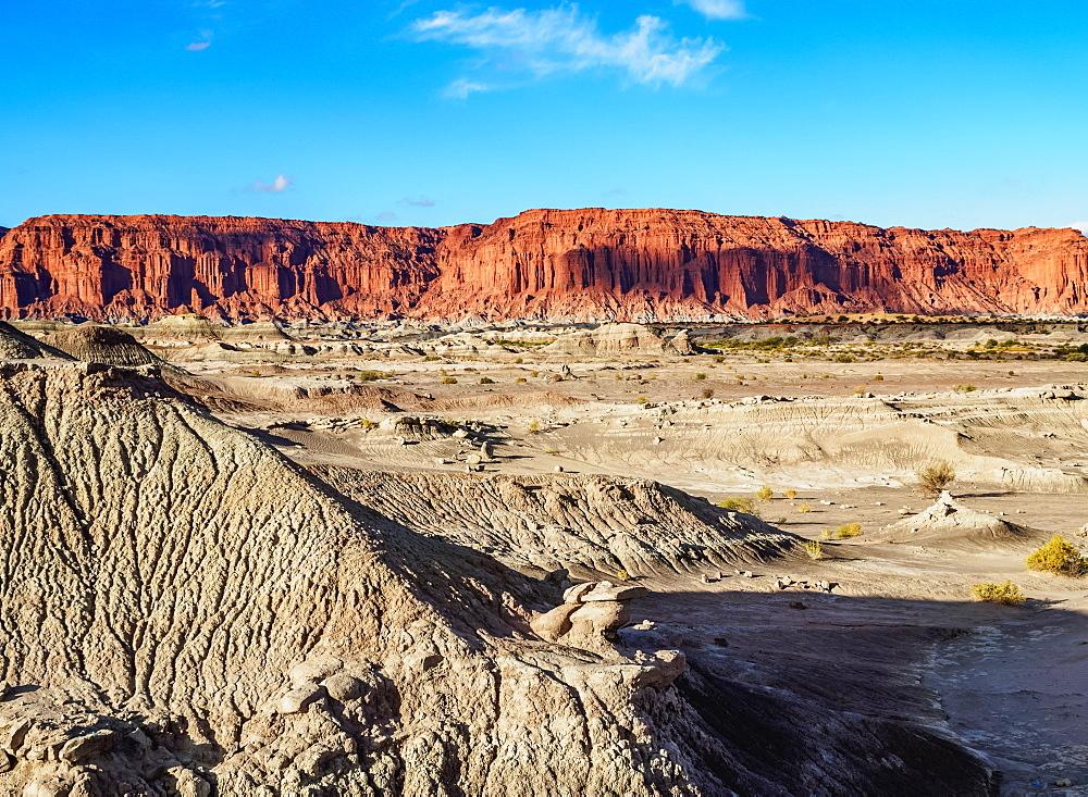 Ischigualasto Provincial Park, UNESCO World Heritage Site, San Juan Province, Argentina, South America