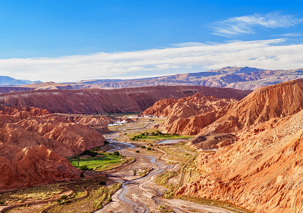 Catarpe Valley near San Pedro de Atacama, Antofagasta Region, Chile