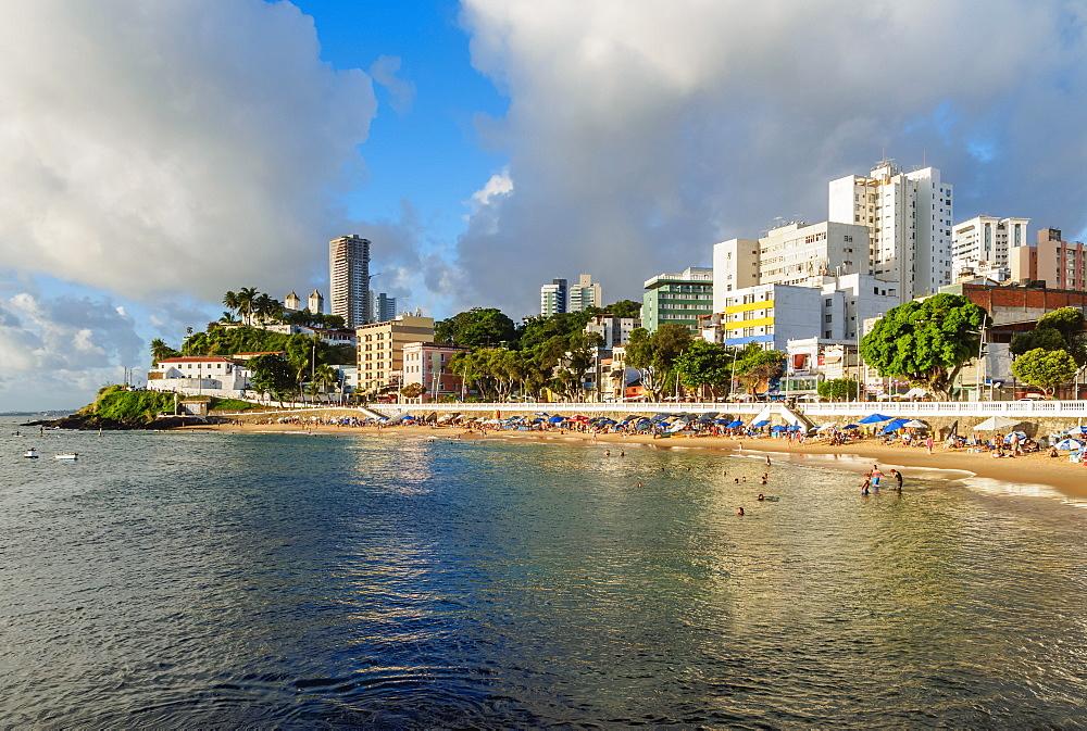 Porto da Barra Beach, Salvador, State of Bahia, Brazil