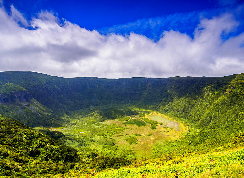 Caldeira, Faial Island, Azores, Portugal, Atlantic, Europe