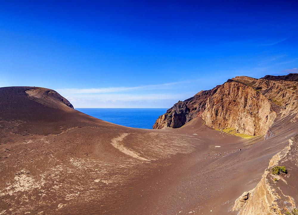 Volcano dos Capelinhos, Ponta dos Capelinhos, Faial Island, Azores, Portugal