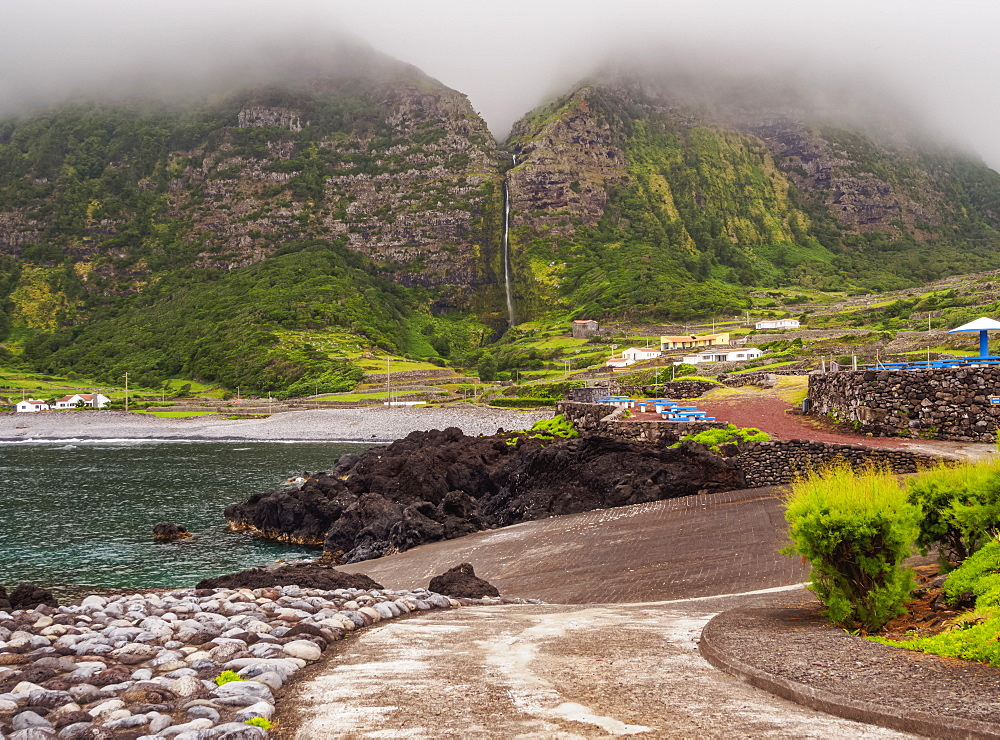Faja Grande, Flores Island, Azores, Portugal, Atlantic, Europe