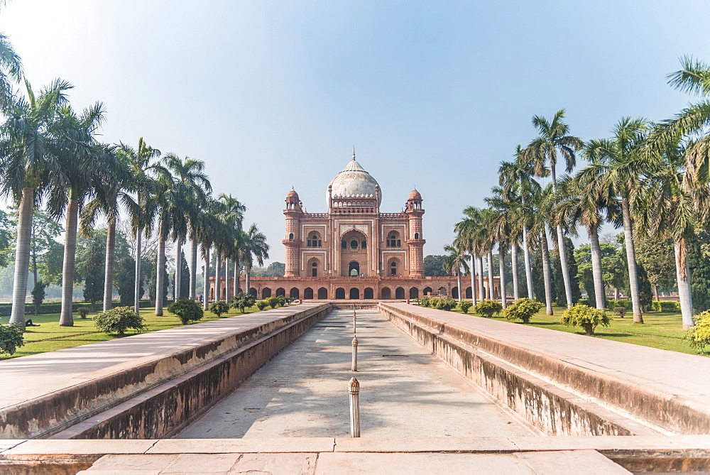 Safdarjung Tomb, New Delhi, India, Asia