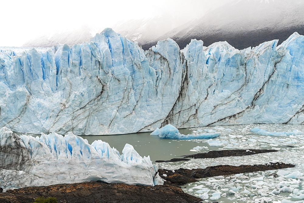 Perito Moreno glacier, Los Glaciares National Park, Santa Cruz province, Argentina.