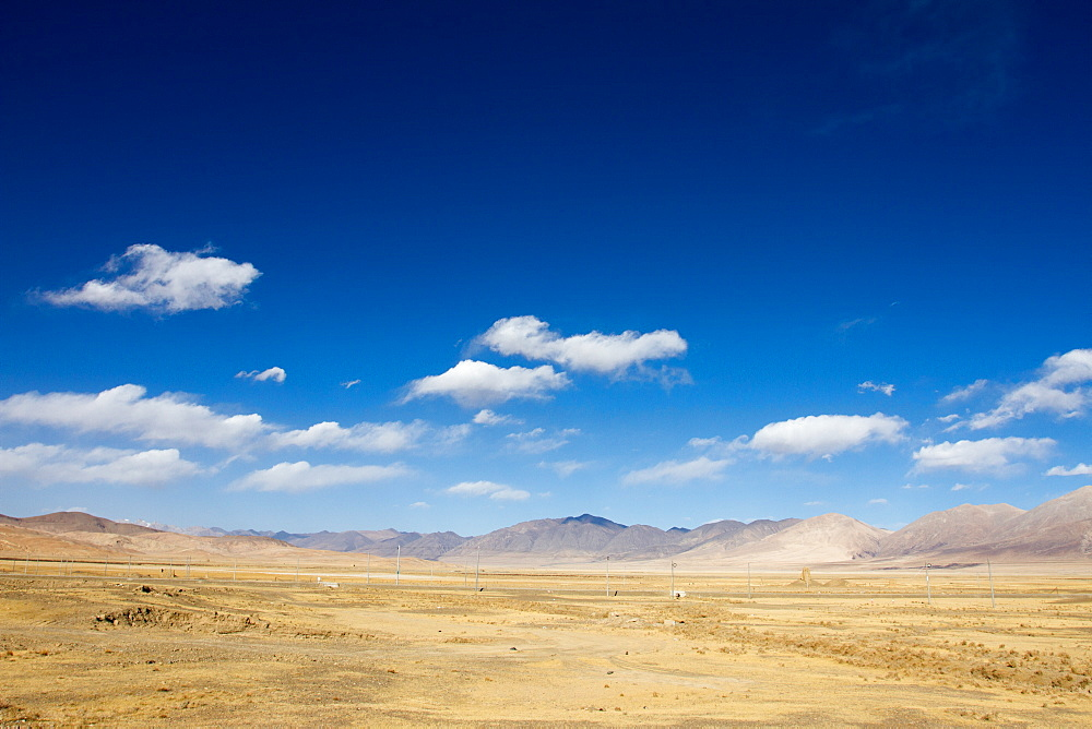 Plains of Southern Tibet, China, Asia